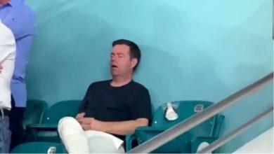 Photo of Paga 7 mila dollari per assistere al Super Bowl e si addormenta sugli spalti