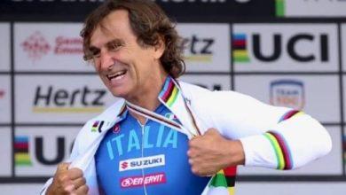 """Photo of Zanardi: Olimpiadi rimandate? """"Notizia che mi taglia le gambe"""" cit."""