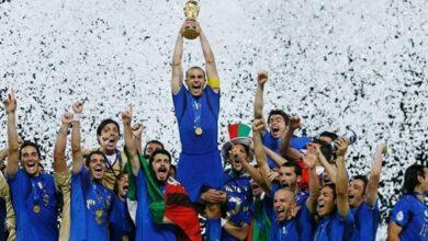 Photo of Il 9 luglio di 14 anni fa Cannavaro alzava la coppa del mondo