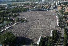 Photo of 3 anni fa il concerto che ha scritto la storia: oltre 250 mila persone al Modena Park per Vasco Rossi