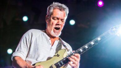 Photo of Morto Eddie van Halen, fondatore e leggendario chitarrista dei Van Halen